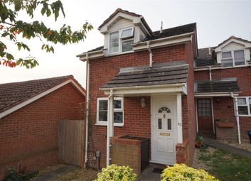 Thumbnail 1 bedroom end terrace house for sale in Colmworth Close, Lower Earley, Reading, Berkshire