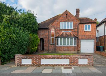 Thumbnail 4 bed detached house for sale in Woodlands Avenue, New Malden