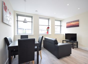 Thumbnail 1 bed flat to rent in 356 High Road, Wembley