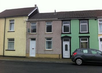 Thumbnail 2 bed terraced house to rent in Thurston Road, Trallwn, Pontypridd