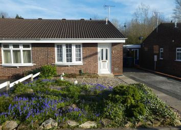 Thumbnail 2 bed bungalow for sale in Duchy Close, Stretton, Burton-On-Trent