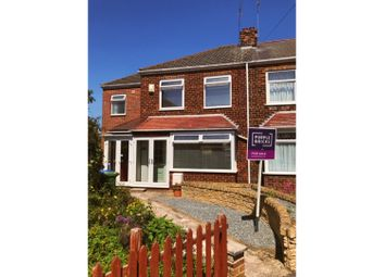 Thumbnail 2 bed terraced house for sale in Atholl Avenue, Hessle