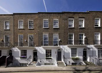 Thumbnail 4 bed terraced house for sale in Trevor Square, London