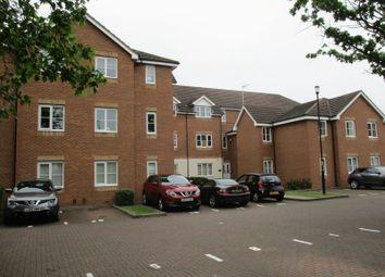 Thumbnail 2 bedroom flat for sale in Downing Court, Bennington Drive, Borehamwood