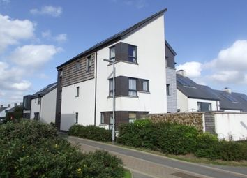 Thumbnail 2 bed flat to rent in Northey Road, Bodmin