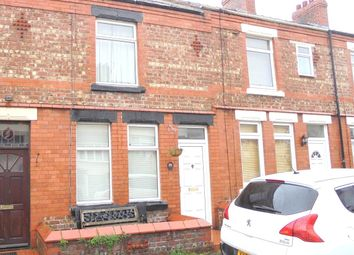 Thumbnail 2 bed terraced house for sale in Victoria Road, Bebington.