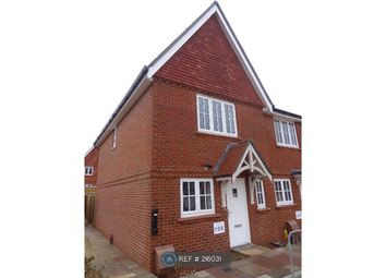 Thumbnail 2 bed end terrace house to rent in Longhurst Avenue, Horsham