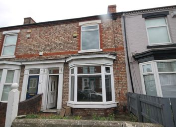2 bed terraced house for sale in Londonderry Road, Stockton-On-Tees TS19