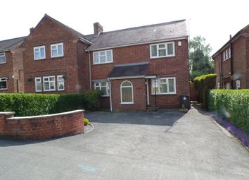 Thumbnail 3 bed semi-detached house to rent in Laburnum Crescent, Allestree, Derby
