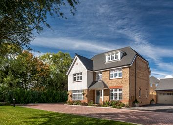 Thumbnail 5 bed detached house for sale in Westley Green, Dry Street, Langdon Hills, Essex