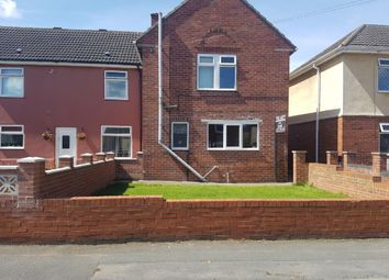 Thumbnail 3 bed semi-detached house to rent in East Street, Havercroft, Wakefield