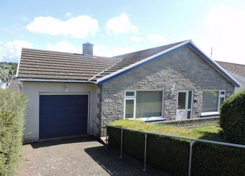 Thumbnail 3 bedroom detached bungalow for sale in Allt Y Carne, Goodwick
