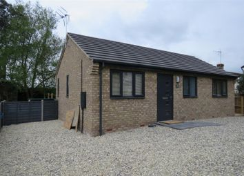 Thumbnail 2 bedroom detached bungalow to rent in Oilmills Road, Ramsey Mereside, Ramsey, Huntingdon