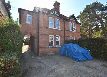 Thumbnail 2 bed maisonette for sale in Bakehouse Gardens, Aldershot Road, Church Crookham, Fleet