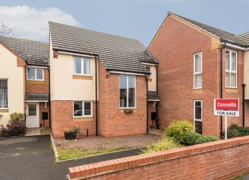 Thumbnail 3 bed town house for sale in Lichfield Road, Armitage, Rugeley