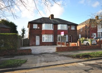 Thumbnail 3 bed semi-detached house for sale in Lancaster Road, Salford Manchester