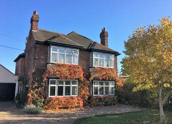 Thumbnail 4 bed detached house for sale in Melton Road, Burton Lazars, Melton Mowbray