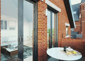Thumbnail 1 bed flat for sale in Holden Road, London