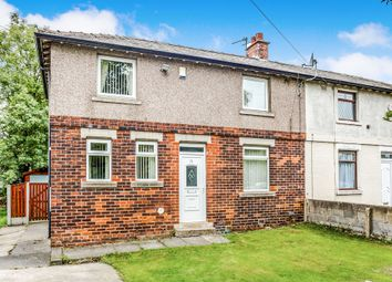 Thumbnail 3 bed semi-detached house for sale in Gain Lane, Fagley, Bradford