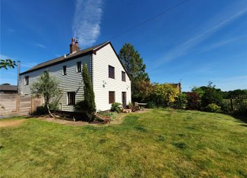 4 bed detached house for sale in Wrecclesham Hill, Wrecclesham, Farnham, Surrey GU10
