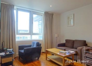 Thumbnail 1 bedroom flat to rent in Peninsula Apartments, London