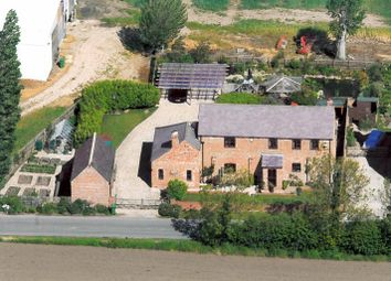 Thumbnail 4 bed barn conversion for sale in Mill Hill Barn, Breighton