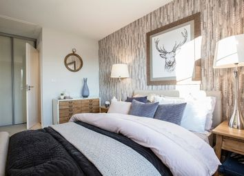 "Thumbnail 3 bed property for sale in ""The Sussex"" at Yarrow Walk, Red Lodge, Bury St. Edmunds"
