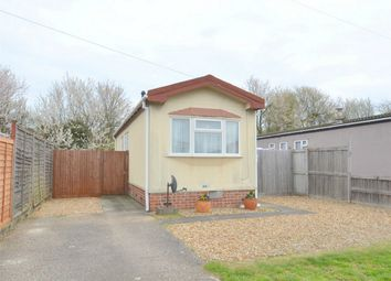 Thumbnail 1 bedroom mobile/park home for sale in St Neots Mobile Home Park, Eynesbury, St Neots, Cambridgeshire