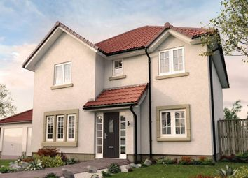 "Thumbnail 4 bed detached house for sale in ""The Blair"" at Milngavie Road, Bearsden, Glasgow"