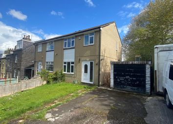 Thumbnail 3 bed semi-detached house for sale in Cliffe Terrace, Keighley