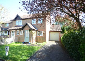 Thumbnail 2 bedroom semi-detached house for sale in Orchard Grove, Caversham, Reading