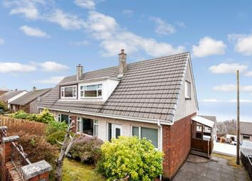 Thumbnail 3 bed semi-detached house for sale in Gleneagles Drive, Gourock, Inverclyde