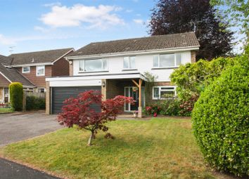Thumbnail 4 bed property for sale in Chestnut Close, Liphook