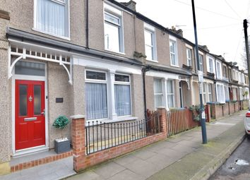 Thumbnail 3 bed end terrace house for sale in Fingal Street, London