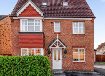 Thumbnail 5 bed detached house for sale in Abbotsford Court, Ingleby Barwick, Stockton-On-Tees