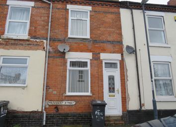 Thumbnail 2 bedroom terraced house for sale in Provident Street, Derby