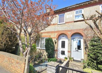 Thumbnail 2 bed terraced house for sale in Palmerston Road, Parkstone, Poole