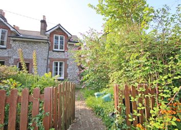 Thumbnail 2 bed semi-detached house for sale in Moons Hill, Totland Bay