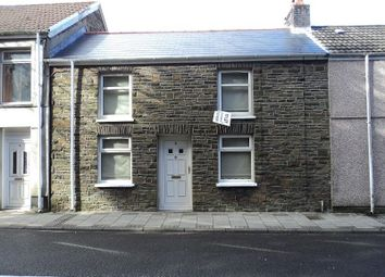 Thumbnail 3 bed terraced house to rent in Bethania Row, Ogmore Vale, Bridgend.