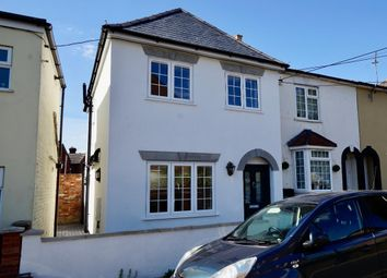 Station Road, Netley Abbey, Southampton SO31. 2 bed detached house