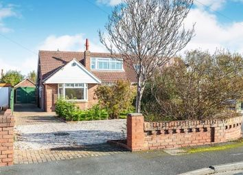 Thumbnail 4 bed bungalow for sale in Salwick Place, Lytham St Anne's, Lancashire