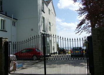 Thumbnail 2 bed flat to rent in Heathfield, Swansea, Swansea