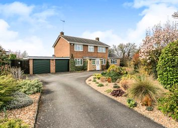 Thumbnail 3 bed detached house for sale in Thackers Close, Wansford, Peterborough