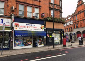 Thumbnail Retail premises for sale in Finchley NW3, UK