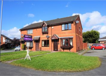Thumbnail 2 bed semi-detached house for sale in Adams Drive, Wigan