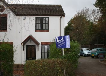 Thumbnail 1 bedroom end terrace house for sale in Haileybury Gardens, Hedge End, Southampton