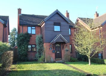 Thumbnail 4 bedroom detached house for sale in Bury Road, Woolpit, Bury St. Edmunds