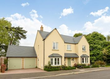 Thumbnail 4 bed detached house for sale in Enstone, Oxfordshire