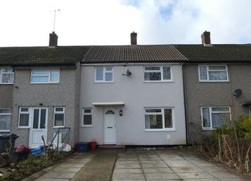 Thumbnail 3 bed terraced house to rent in Marymead Drive, Stevenage