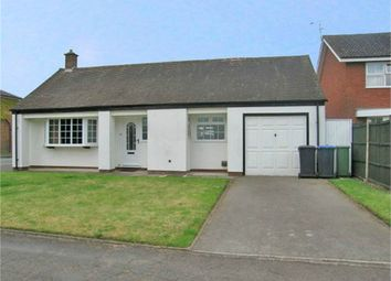 Thumbnail 2 bed detached bungalow to rent in Sandford Way, Dunchurch, Rugby, Warwickshire